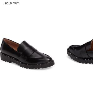 Emily Studded Loafers